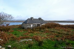 House for sale (Nelleke C) Tags: 2017 inisni letterdyfehouse roundstone abandoned connemara countygalway eiland holiday house huis ierland ireland island vakantie
