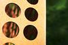 Chateaubourg Ar Milin - atana studio (Anthony SÉJOURNÉ) Tags: chateaubourg ar milin tube metal rouge red house maison cabane wood bois ceramique bassin feuillage fall spring printemps rouille rust asphalte bitume gourdron sign street plaque egout phone cabin telephone iron art monumental jardin vert green garden bretagne brittany eau water sit grass artiste sculpture atana studio anthony séjourné