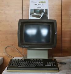 HP 2622A Terminal (stiefkind) Tags: vcfe vcfe19 vintagecomputing hp2622a terminal hp