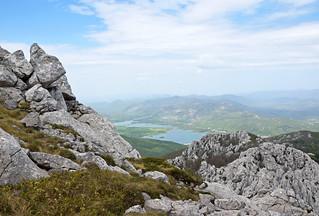 Crnopac (1402 m), Park prirode Velebit, Hrvatska / Crnopac (1402 m), Velebit Nature Park, Croatia