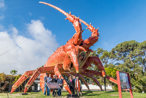 Big Lobster at Kingston SE