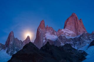 Halo | Mount Fitz Roy, Patagonia