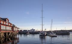 The sailboat Siyabonga (G E Nilsen) Tags: the sailboat siyabonga boat sea harbor gest calm norway nordnorge northernnorway norwegiancoast from gibraltar visiting guest