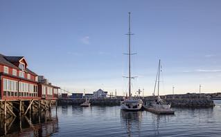 The sailboat Siyabonga
