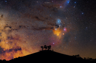 Colmer's Hill and the Rho Ophiuchi Cloud Complex