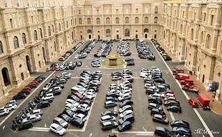 Vatican - Symmetry