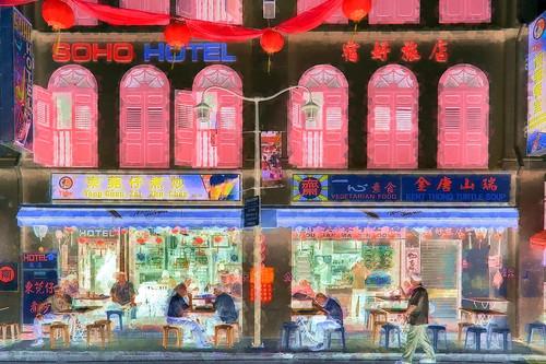 Singapore - Streetlife - 64bb
