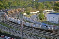 Bobiteco... (Mariano Alvaro) Tags: tren trenes renfe teco bobinero bobiteco curva san cristobal madrid