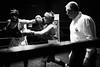 26377 - Hook (Diego Rosato) Tags: boxe boxelatina pugilato boxing ring reunion palaboxe bianconero blackwhite nikon d700 2470mm tamron rawtherapee pugno punch hook gancio