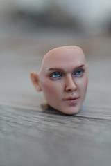 action figure faceup (firexia) Tags: bjd body blush balljointeddoll artdoll abjd art ooak repaint dolls doll custom cute collectiondoll actionfigure