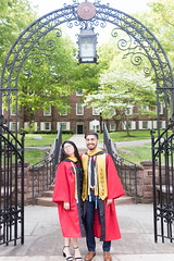 mary&naweed (52 of 101) (justinmay1) Tags: mary naweed grad graduation college rutgersuniversity rutgers collegeave yard