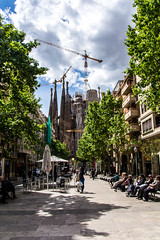 (Astrid77) Tags: barcelona catalunya catalonia katalonien astrid77 sagradafamilia gaudi antonigaudí