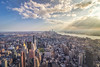 New York, New York (iuriandrei) Tags: aerial view architecture building exterior built structure city cityscape cloud sky crowd crowded financial district high angle modern nature office outdoors residential skyscraper tall tower travel destinations