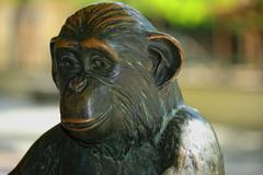 Zoo Sete Rios (hans pohl) Tags: portugal lisbonne zoo sculptures bronze animals animaux art