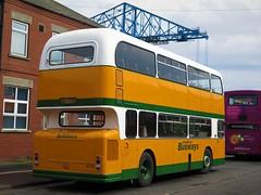 Sunderland Busways 838 (RCU838S) - 22-04-18 (05) (peter_b2008) Tags: sunderlandbusways tyneandwearpte twpte 838 rcu838s daimler fleetline alexander preserved buses transport buspictures