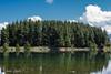 Reflejos de la naturaleza.. (Javier Arcilla) Tags: naturaleza reflejos cielo azul nubes arboles aire libre ponferrada el bierzo leon castillayleon españa pentax pentaxk70 hdr 1855mm