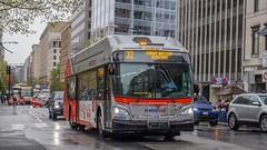 WMATA Metrobus 2016 New Flyer Xcelsior XN40 #2882 (MW Transit Photos) Tags: wmata metrobus new flyer xcelsior xn40