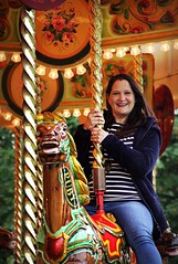 Canon EOS 60D  - My lovely wife, Lisa on the carousel at York (TempusVolat) Tags: lisa beautiful wife smile smiling brunette curves curved curvy pretty beautifulwife prettywife fair fairground horse merrygoround roundabout attract attraction bright colours pan panning horsehead tempusvolat mrmorodo gareth tempus volat motion fairgroundattractions carousel canon eos 60d geotagged garethwonfor mr morodo wonfor york portfolio best favourite stock shutterstock imagekind fav favorite getty stockimage smilingwife ruby
