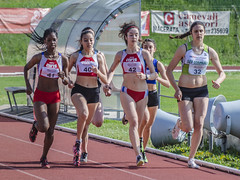 Binta Diallo, Samira Amadel, Micaela Melatini