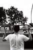 No room for skating (elmahiko) Tags: skate skateboarding skateboard skatepark skater bw blackandwhite buyfilmnotmegapixels bwfilm believeinfilm blackandwhitefilm road filmisnotdead filmphotography film 35mmfilm 35mmstreetphotography 35mmbw 135film monochrome ilford homedevelop ilforddelta100 pushingfilm pushed2stops delta100 canona1 canon fdlens fd