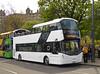 Squeaky Clean... (SRB Photography Edinburgh) Tags: lothian buses tour edinburgh bus white road trees opentop majestic
