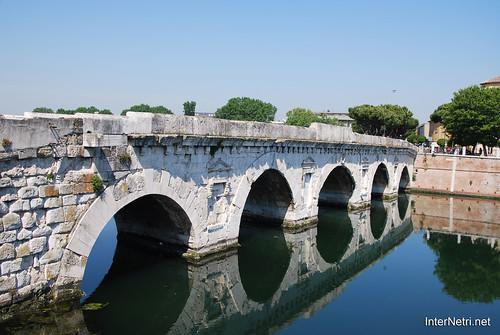 Ріміні Міст Тіберія InterNetri Італія 2011 177