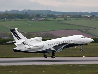 N627CR Falcon 900EX Light Speed Aviation LLC
