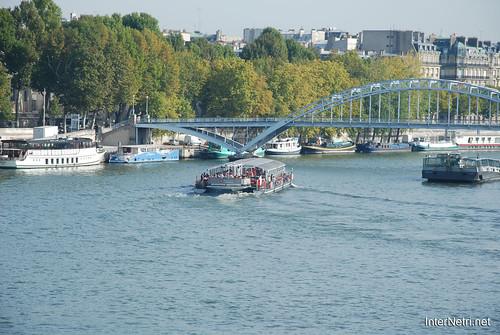 Париж Сена InterNetri  France 106