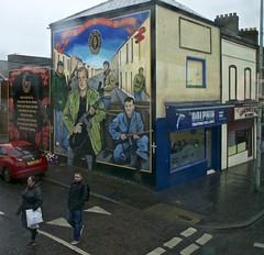 Belfast November 2017 (scatman otis) Tags: belfast ireland northernireland street streetart lovelycity