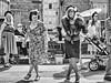 40s weekend 2018  Haworth (25) (mtwhitelock) Tags: streetphotography bw mono 40sweekend2018 haworth