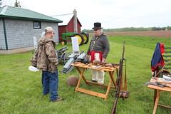 Newfane 066 (38) (swi66) Tags: dunkirk hit miss motors diesel cannons farm tractor john deere antique historical