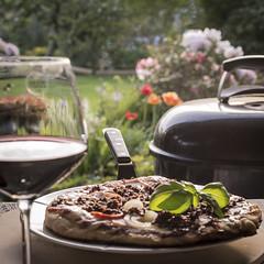20. mai 2018_6108756 (ellenmaynielsen) Tags: pizza grill kos garden summer