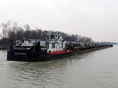 Odra Lloyd 18 (ENI 05603920) (Parchimer) Tags: schubboot pushboat towboat pousseur pchacz duwboot spintore empurradorfluvial binnenschiff tolómotorhajó pushertug mittellandkanal hannover