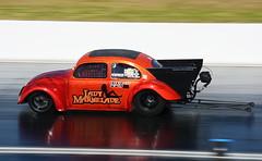 Lady Marmalade_8923 (Fast an' Bulbous) Tags: doorslammer car vehicle fast speed power drag race track strip pits classic automobile santa pod nikon outdoor motorsport