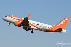 4B9A8699 A320-251N G-UZHA EGCC 180519 copy (Glenn Beasley) Tags: easyjet a320251n a320neo neo egcc ringway airport manchester airline airliner guzha