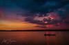 stormy sky (nayeem1362) Tags: sea boat stormy cloud redsky silhouette