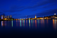 Night colors. (My_Reality) Tags: finland finlande finlandia finlandiya finnland finlyandiya nightphoto nightphotography lowlight longexposure