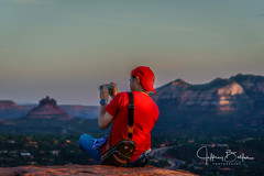 Sedona Sunset (Jeffrey Balfus (thx for 2.5 Million views)) Tags: sedona sonya9 golf