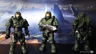Mega Construx Halo: Master Chief (Halo 3)