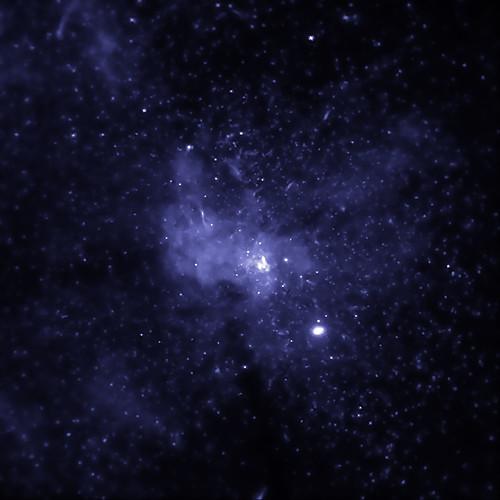 Sagittarius A* Full Field
