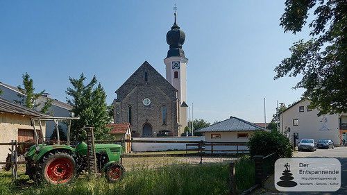 Kirche in Egglfing