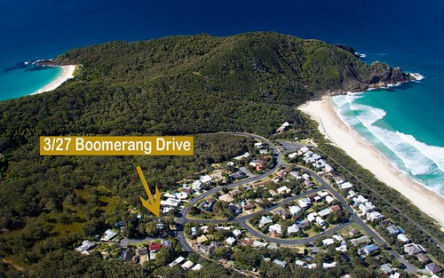 3/27 Boomerang Drive, Boomerang Beach NSW