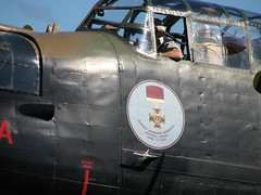 "Lancaster Bomber VRA 6 • <a style=""font-size:0.8em;"" href=""http://www.flickr.com/photos/81723459@N04/40314982270/"" target=""_blank"">View on Flickr</a>"