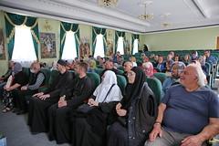02. Паломники из Сербии в Лавре 15.05.2018 г