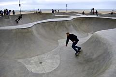 Venice Beach, CA (DClemm) Tags: venicebeach california skate skateboard d5600