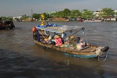 Can Tho Floating Market 5 (diego ilsole.org) Tags: vietnam cantho floatingmarket mercatogalleggiante barca boat mekong