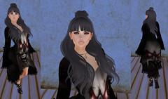 Dark Bride (aerlinniel.roughneck) Tags: 7deadlyskins amias behaviorbody catwa fiftylindenfridays gardenofshadows hardcoreclothing laq maitreya vista wasabipills