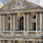 Statue of Napoleon at Hotel des Invalides thumbnail