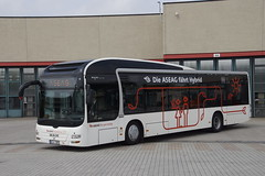 MAN Lion's City Hybrid ASEAG 309 met kenteken AC-L 309 in Aachen Betriebsho 19-05-2018 (marcelwijers) Tags: man lions city hybrid aseag 309 met kenteken acl aachen betriebsho 19052018 coch busse buses bus lijnbus linienbus stadsbus germany coach deutschland duitsland nrw