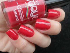 Novo Toque - Vinho (Barbara Nichols (Babi)) Tags: vinho nailpolish novotoque vermelho red rednailpolish rednails esmaltevermelho esmaltevinho nails macromademoiselle